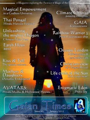 Gaian Times eco-magazine
