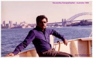 Kanapathippillai Navasothy. M.A