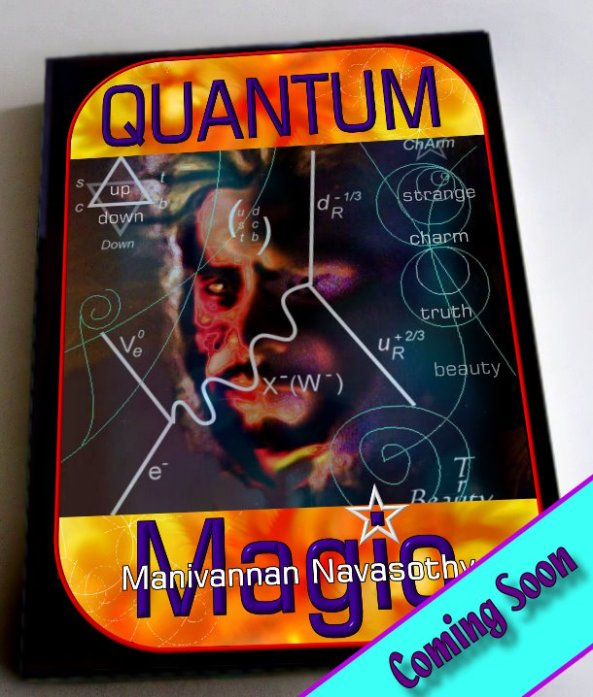 Quantum Magic - book by Mani Navasothy