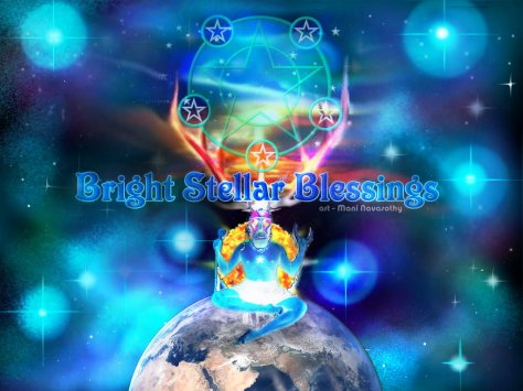 Bright Stellar Blessings 2 - June2016