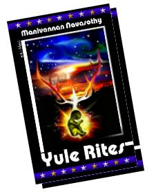 Yule Rites by Mani Navasothy  -