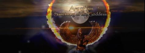 Arc of Isis - Sanctuary of the Goddess (c) Mani Navasothy 2013