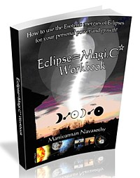 Eclipse Magic Workbook - by Mani Navasothy.    Stellar Engineer your life!