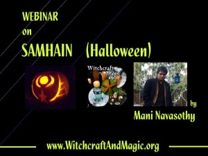 Samhain / Halloween  Webinar 2012 - free to listen! ( for a limited time)