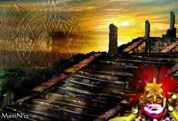 maya landscape (c)ManiN 2012
