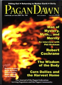 Pagan Dawn autumn 2007 -No164 (published by The Pagan Federation)