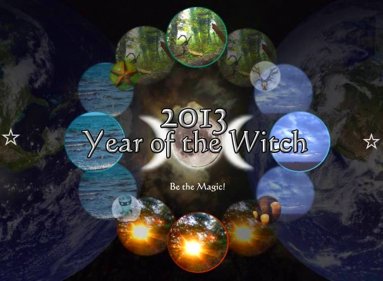 2013 Year of the Witch (c)PaganFrontiersofLondon
