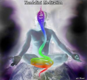 Kundalini energy rising (c)ManiN2013