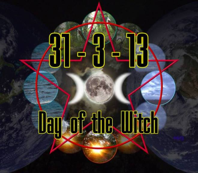 31-3-13 Day of the Witch