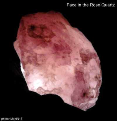Face in the Rose Quartz - MN13