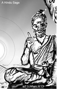 Hindu sage