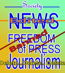 Threat to Freedom of Press?  Cross-party agreement in UK