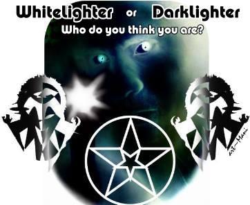 DarkLighter -WhiteLighter (c)ManiN2013
