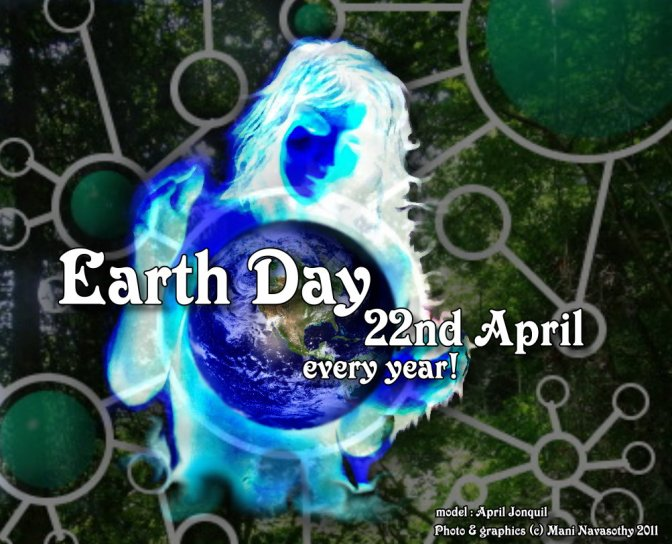 Earth Healing Ritual, Activities & Affirmations (Earth Day feature)