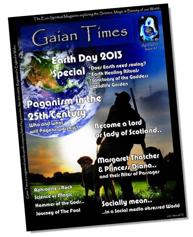 Gaian Times Magazine 7-cover- April2013