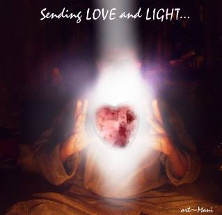 Love & Light: The magical art of sending healing