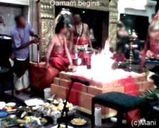 Oamam begins