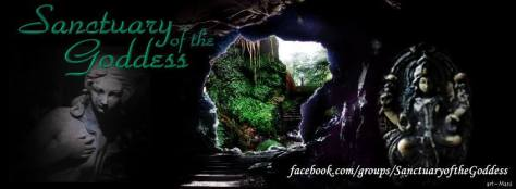 Sanctuary of the Goddess - facebook group (click to visit)
