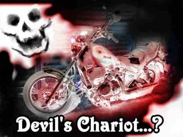 Motorbike - devils chariot