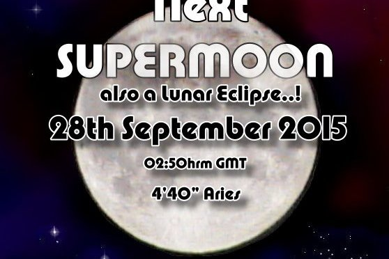 Supermoon- facts & data for 2014-2020