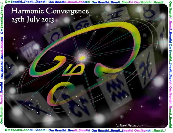 Zodiac Om Shanthi (peace)