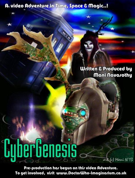 CyberGenesis - Broken Horn (c) Mani Navasothy 2013