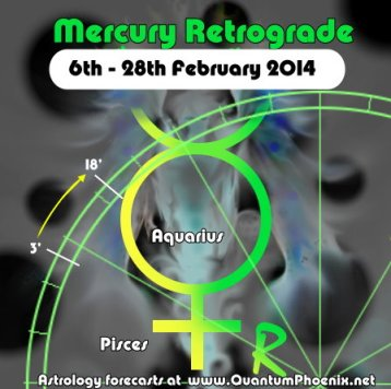 mercury retrograde feb 2014