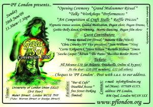 PFL- GaiaSol Convention 2009
