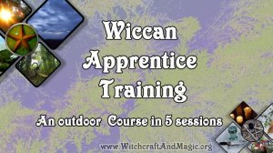 VIDEO - Introducing The Wiccan Apprentice - Training Course!