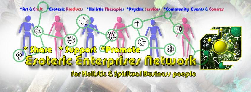 Esoteric Enterprise Network  - on facebook
