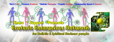 Esoteric Enterprise Network  - on facebook