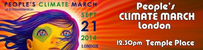 Peoples Climate March 21sep2014-london