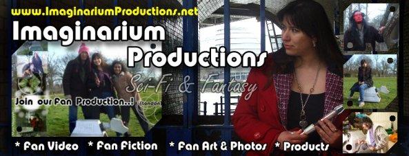 Imaginarium SciFi & Fantasy Fan Productions - London - bnr2014