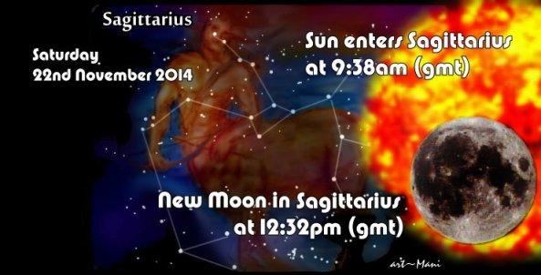 22nov2014- sun & moon in sagittarius (c) Mani Navasothy