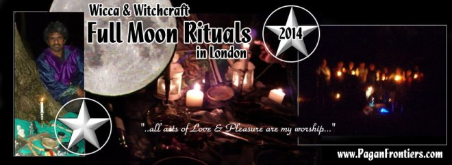 a Wicca Full Moon 2014 -2