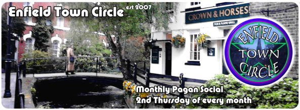 Enfield Town Circle - pagan moot-2014