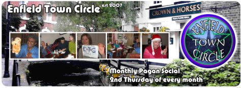 Enfield Town Circle - pagan moot-