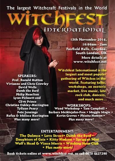 Witchfest International 2014