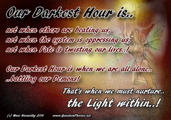 Darkest Hour & Ligjt Within (c) Mani Navasothy Dec2014