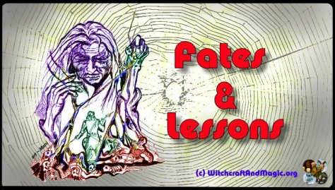 Fates & Lessons (c) Mani N 2014