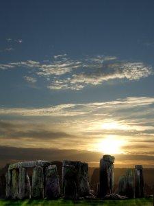 Stonehenge  photo (c) Mani Navasothy