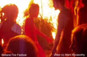 Beltane Fire Festival Video (c) Mani Navasothy 2011