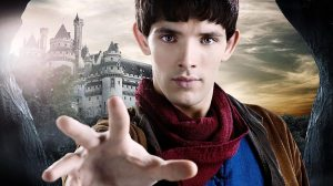 Merlin - TV show (c) BBC    (image taken from BBC website)