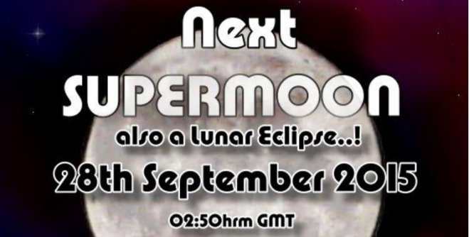 Next Supermoon (full moon) - feature QP