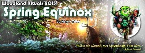 Woodland Spring Equinox 2015