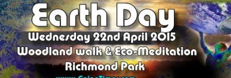 Earth Day 22April2015-walk meditation