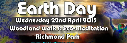 Earth Day 22April2015-walk meditation