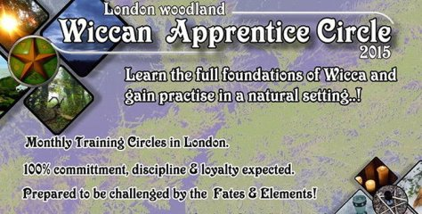 Wiccan Apprentice Circle - feature QP