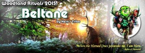 Woodland Beltane 2015