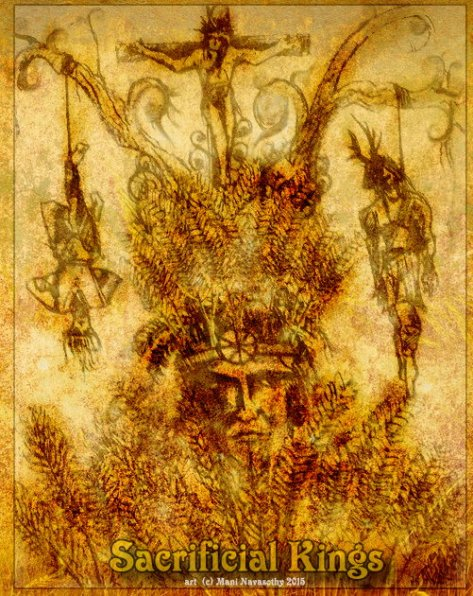Sacrificial Kings (c) Mani Navasothy 2015